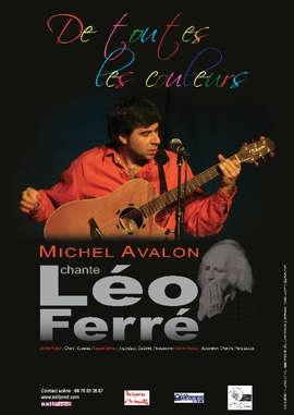 Affiche M. Avalon chante L. Ferré.jpg